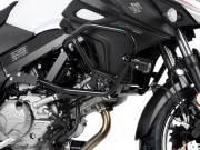 ヘプコ&ベッカー 正規品 エンジンガード (ブラック) SUZUKI DL650 V-Strom / V-Strom XT