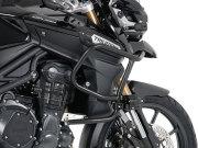 ヘプコ&ベッカー 正規品 トップケースホルダー(キャリア) (イージーラック) ブラック Triumph Tiger800 / Tiger800XC/XCX/XRX
