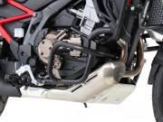 ヘプコ&ベッカー エンジンガード CRF1100L AfricaTwin / アフリカツイン 1100 ブラック