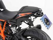 ヘプコ&ベッカー 正規品 サイドソフトケースホルダー(キャリア)「C-Bow」 KTM 1290 Super Duke R