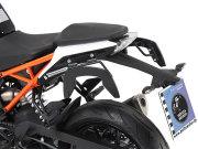 ヘプコ&ベッカー 正規品 サイドソフトケースホルダー(キャリア)「C-Bow」 KTM 390 Duke('17-)