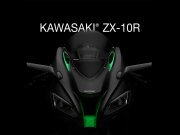 rizoma / リゾマ ミラー 「ステルス / STEALTH」Kawasaki ZX-10R SE