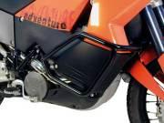 ヘプコ&ベッカー 正規品 エンジンガード KTM 990 Adventure ブラック