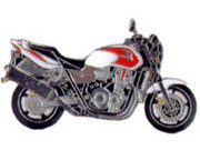 ピンバッチ Honda CB1300 Super Four