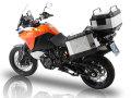 ヘプコ&ベッカー 正規品 サイドケースホルダー + Xplorer(Cutout)セット KTM 1190 Adventure