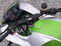 AC Schnitzer F800S/ST用 Superbike Kit トップブリッジ/ハンドルバー
