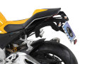 ヘプコ&ベッカー 正規品 サイドソフトケースホルダー(キャリア)「C-Bow」 aprilia Tuono V4R