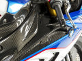 ワンダーリッヒ S1000RR('15-) カーボンアッパーサイドフェアリング
