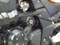 metisse ダンパー内蔵クラッシュパッド X-Pad Kawasaki Z1000