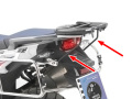 ヘプコ&ベッカー 正規品 トップケースホルダー補助ステー/補助ブラケット HONDA CRF1000L AfricaTwin