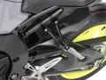 ヘプコ&ベッカー 正規品 タンデムライダー用ステップ Yamaha MT-10('16-) / XSR900('16-)