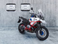 ワンダーリッヒ BMW純正パニアケース用 壁掛けブラケット R1200GS