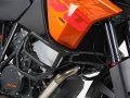 ヘプコ&ベッカー 正規品 エンジンガード KTM 1190 Adventure ブラック
