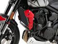 ヘプコ&ベッカー エンジンガード Triumph トライデント660
