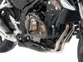 ヘプコ&ベッカー 正規品 エンジンガード (ダークグレイ) ホンダ CB400F / CB500F