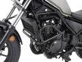 ヘプコ&ベッカー 正規品 エンジンガード ブラック Honda Rebel500 / レブル500