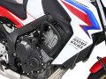 ヘプコ&ベッカー 正規品 エンジンガード ブラック Honda CB650F