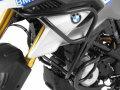 ヘプコ&ベッカー 正規品 タンクガード BMW G310GS