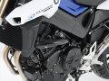 ヘプコ&ベッカー 正規品 エンジンガード F800R(-'11) ブラック