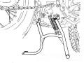 ヘプコ&ベッカー 正規品 センタースタンド BMW G650GS セルタオ / F650GS Dakar