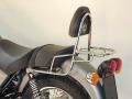 ヘプコ&ベッカー MotoGuzzi カルフォルニア Stone トップケースホルダー with シーシーバー / サイドケースホルダー