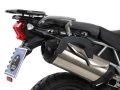 ヘプコ&ベッカー 正規品 サイドソフトケースホルダー(キャリア)「C-Bow」 Triumph SpeedTriple ('11-)