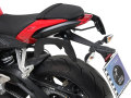 ヘプコ&ベッカー 正規品 サイドソフトケースホルダー(キャリア)「C-Bow」 Triumph StreetTriple S/R/RS