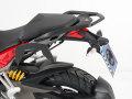 ヘプコ&ベッカー 正規品 Ducati Multistrada 1200 / S ('15-) サイドソフトケースホルダー(キャリア)「C-Bow」