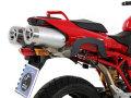 ヘプコ&ベッカー 正規品 サイドソフトケースホルダー(キャリア)「C-Bow」 Ducati Multistrada 620/1000/1100