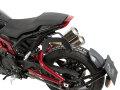 ヘプコ&ベッカー サイドソフトケースホルダー「C-Bow」Indian FTR1200