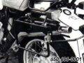 ヘプコ&ベッカー 正規品 サイドケースホルダー ブラック BMW R80 GS Paris Dakar (-'88)