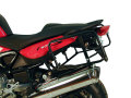 ヘプコ&ベッカー 正規品 BMW F800ST/F800S サイドケースホルダー(キャリア) (Lock it system) ブラック