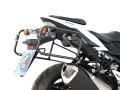 ヘプコ&ベッカー 正規品 サイドケースホルダー(キャリア) (Lock it system) ブラック Suzuki GSR750