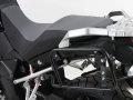 ヘプコ&ベッカー 正規品 サイドケースホルダー(キャリア) (Lock it system) ブラック Suzuki V-Strom1000('14-) ABS