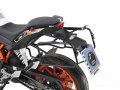 ヘプコ&ベッカー 正規品 KTM 125 Duke サイドケースホルダー(キャリア) ブラック