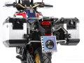 ヘプコ&ベッカー 正規品 サイドケースホルダー + Xplorer(Cutout)セット HONDA CRF1000L AfricaTwin