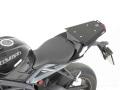ヘプコ&ベッカー 正規品 タンデムシート置換型リアラック「Speedrack EVO」 Triumph SpeedTriple