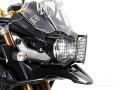 ヘプコ&ベッカー ヘッドライトグリル ブラック Triumph Tiger 1200 Explorer