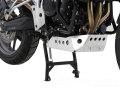 ヘプコ&ベッカー 正規品 エンジンアンダーガード シルバー Triumph Tiger 800/XC/XCX/XRX