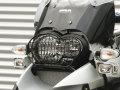 ヘッドライトグリル ブラック BMW R1200GS (-'07)