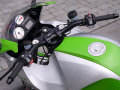 AC Schnitzer R1200S用 Superbike Kit トップブリッジ/ハンドルバー