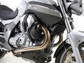 ヘプコ&ベッカー 正規品 エンジンガード (ブラック) Moto Guzzi Breva V 1200 / V 1100