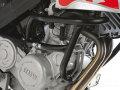 ヘプコ&ベッカー 正規品 エンジンガード F800S ブラック