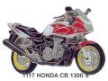 ピンバッチ Honda CB1300S