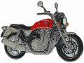 ピンバッチ Honda CB1100