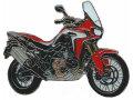 ピンバッチ Honda CRF1000L AfricaTwin