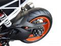 P&A International カーボン調リアインナーフェンダー KTM 1290 Super Duke