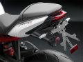 rizoma / リゾマ 正規品 ライセンスプレートサポート Triumph StreetTriple/R /RX