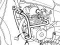 ヘプコ&ベッカー 正規品 エンジンガード YAMAHA SR125 クローム