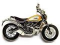 ピンバッチ Ducati Scrambler